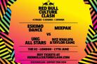 Red Bull Culture Clash artists announced for each crew