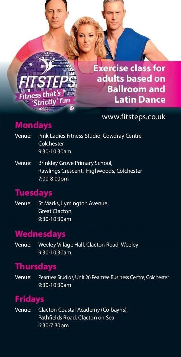 FitSteps with Sam