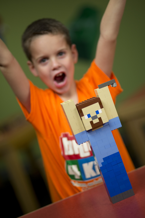 Mining & Crafting Lego Holiday Club