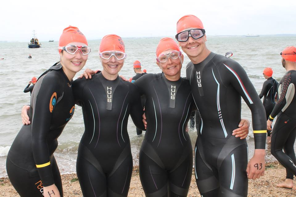 Havens Hospices Great Pier Swim