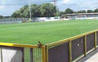 End of an era - Ship Lane hosted a Thurrock home fixture for the final time