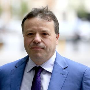 Thurrock Gazette: Millionaire Ukip donor Arron Banks hit out at the party's national executive committee