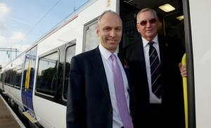 Thurrock Gazette: All change please: New timetable and new trains on c2c rail route within months