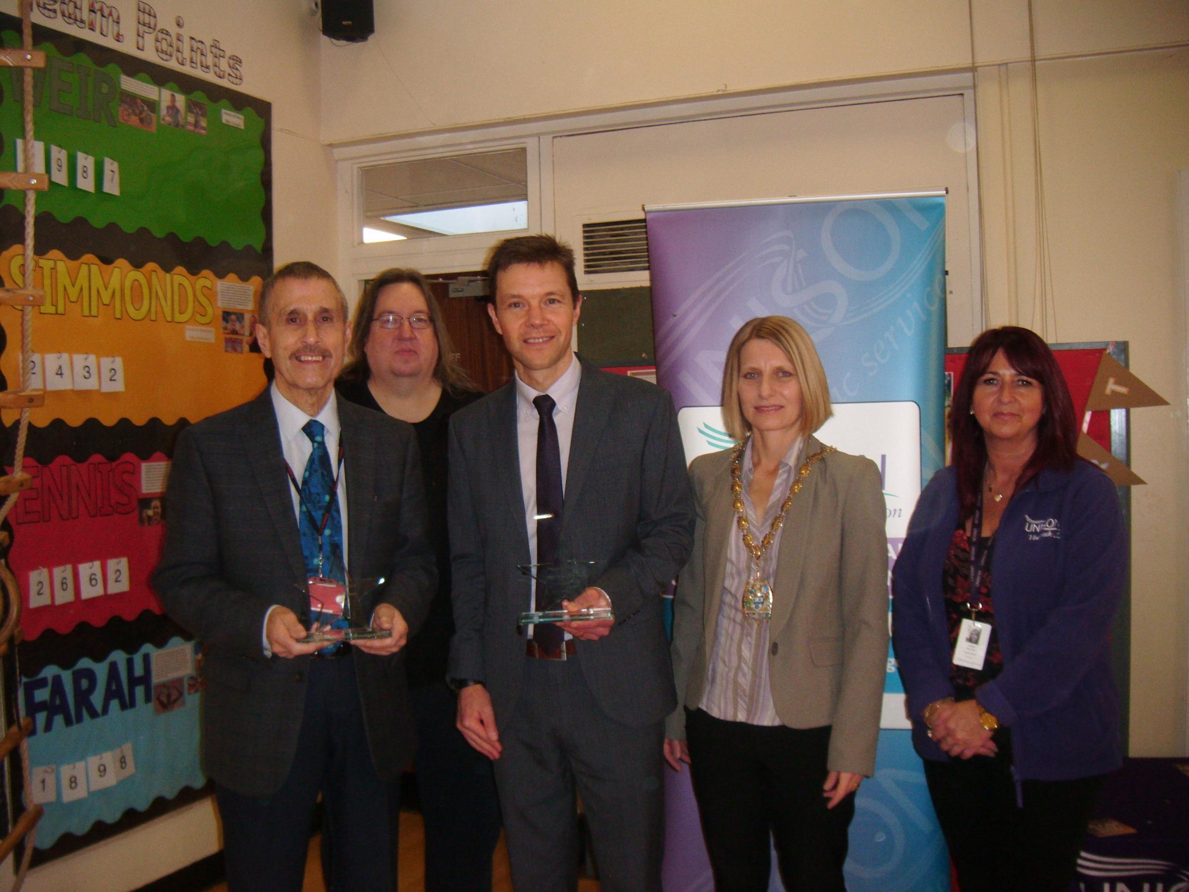 Thurrock 'Stars in our Schools' winner
