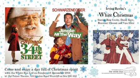 A day of Films for Christmas