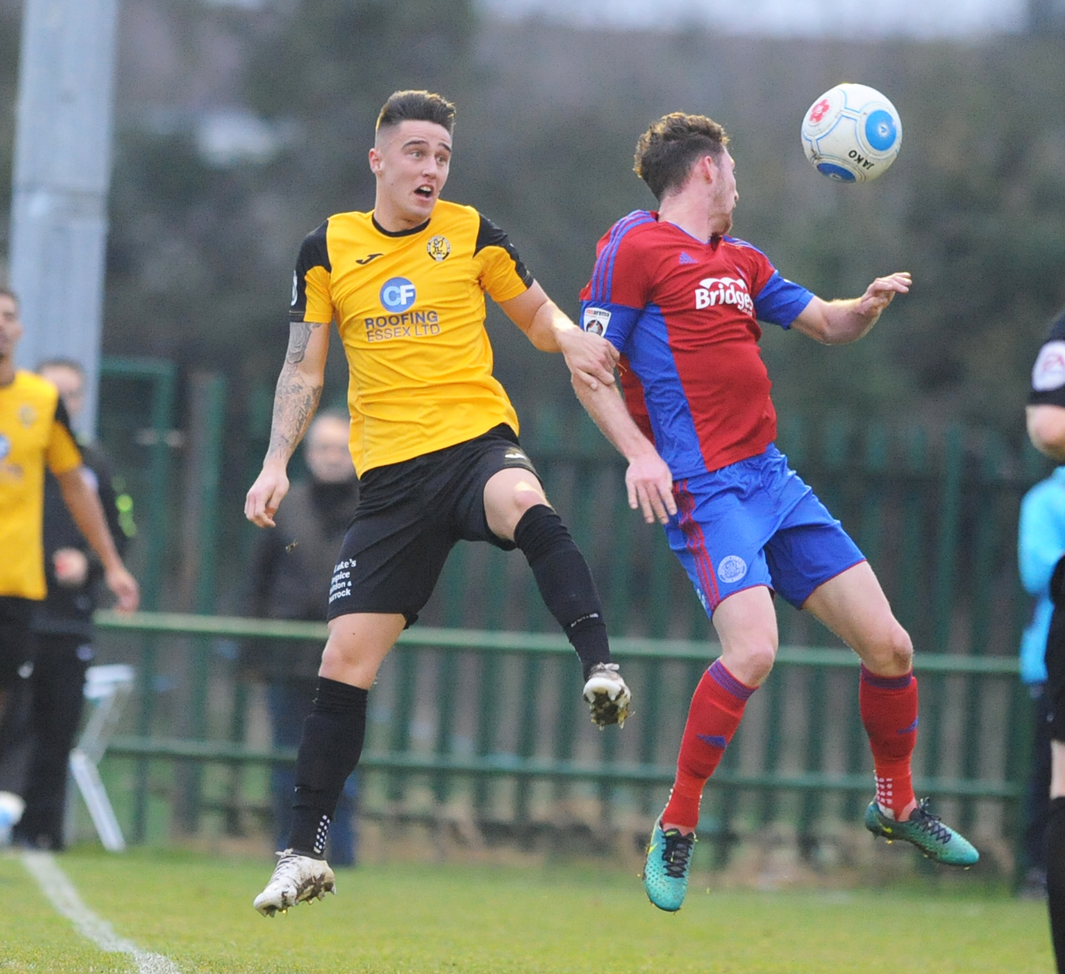 Repeat - East Thurrock will welcome Aldershot once again