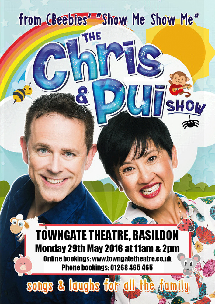 The Chris & Pui Show