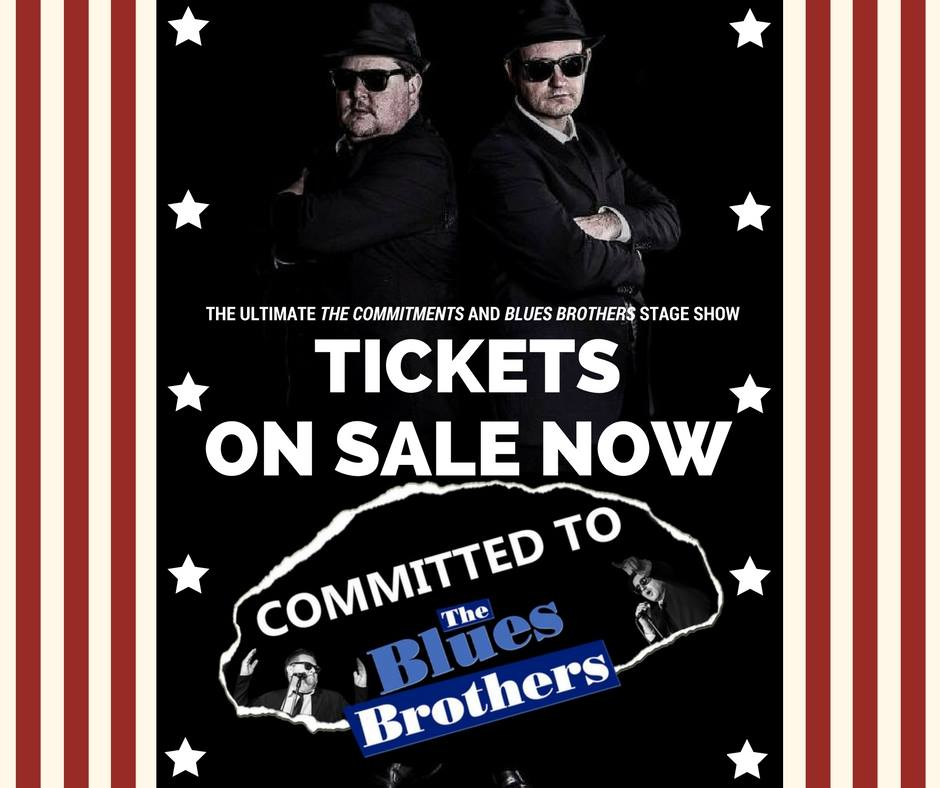Committed to the Blues Brothers