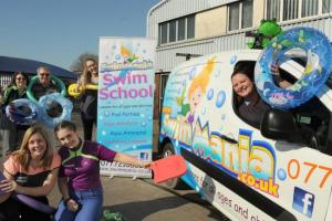 Thurrock Gazette: Plan for Orsett based firm's first £250,000 swimming school to be built on industrial site