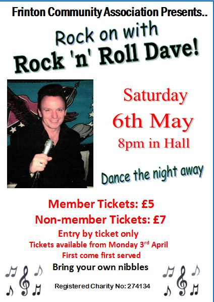 Dance with Rock n Roll Dave