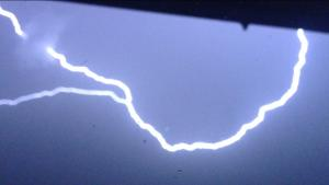Thurrock Gazette: WATCH: Thurrock hit by dramatic thunderstorms