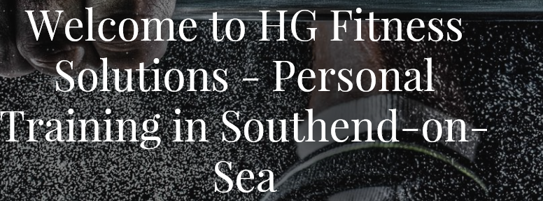 HG Fitness Solutions