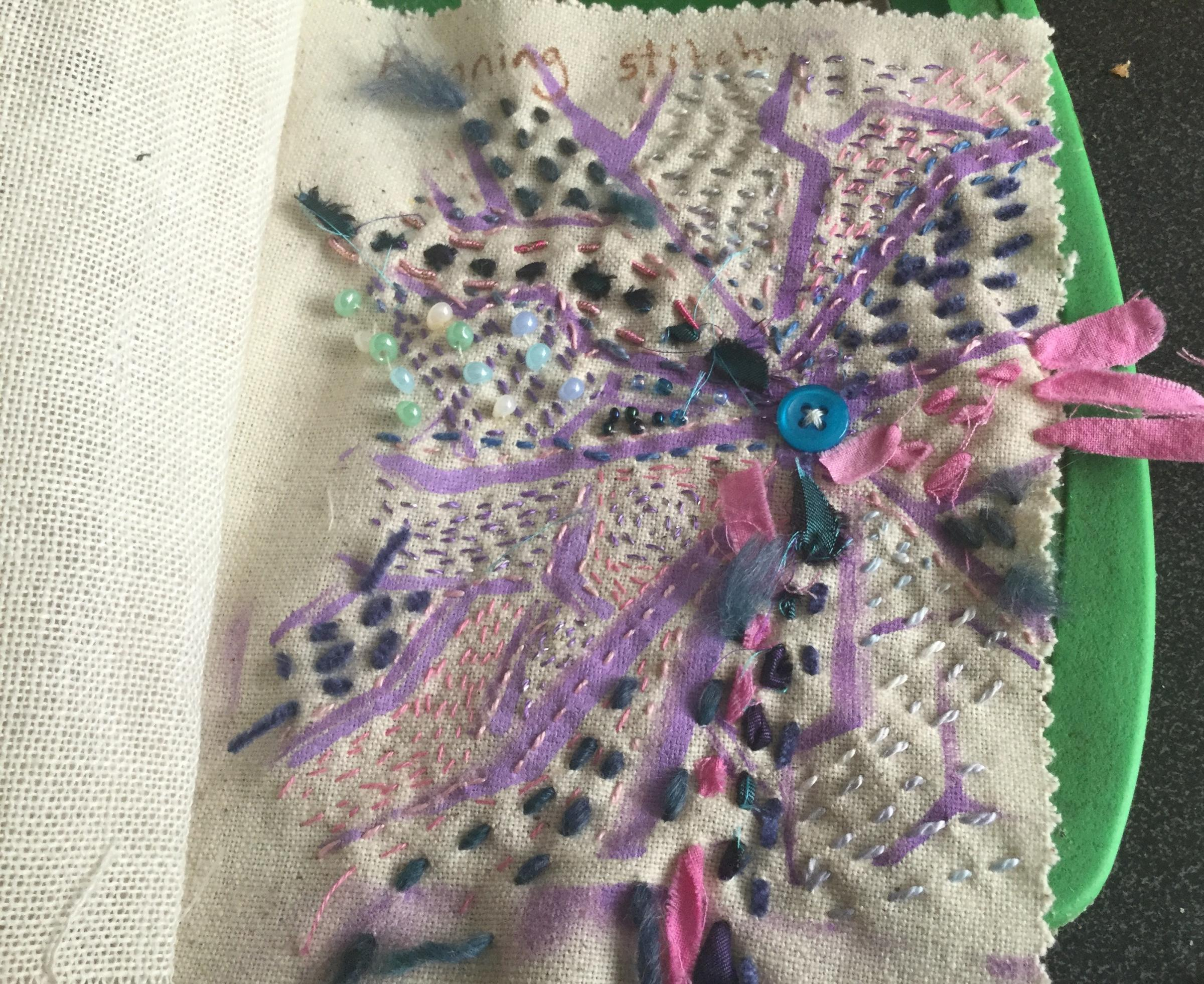 Basildon Embroiderers Guild Meeting