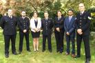 Police officers and members of the public commended by Chief Constable Stephen Kavanagh