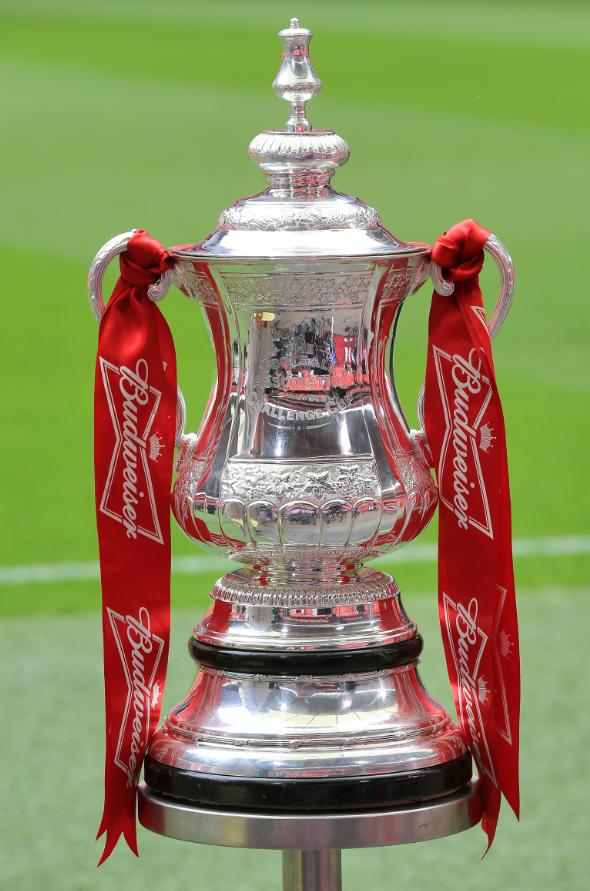 Trophy - the FA Cup first qualifying round draw has been made