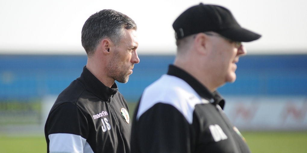 Second consecutive Isthmian North win - for Jamie Stuart's Grays Athletic