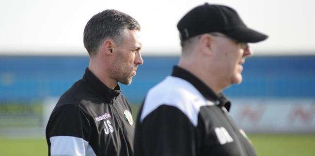 A return to winning ways - for Jamie Stuart's Grays Athletic