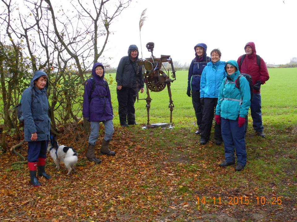 Castle Hedingham walk