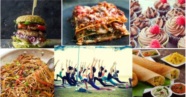 Southend Yoga and Vegan Food Festival