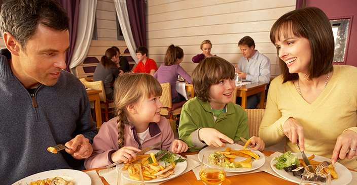 Looking for somewhere to eat this Easter holiday? Places you can feed the family for under £30