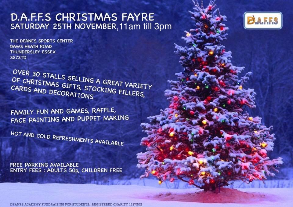 D.A.F.F.S Christmas Fayre