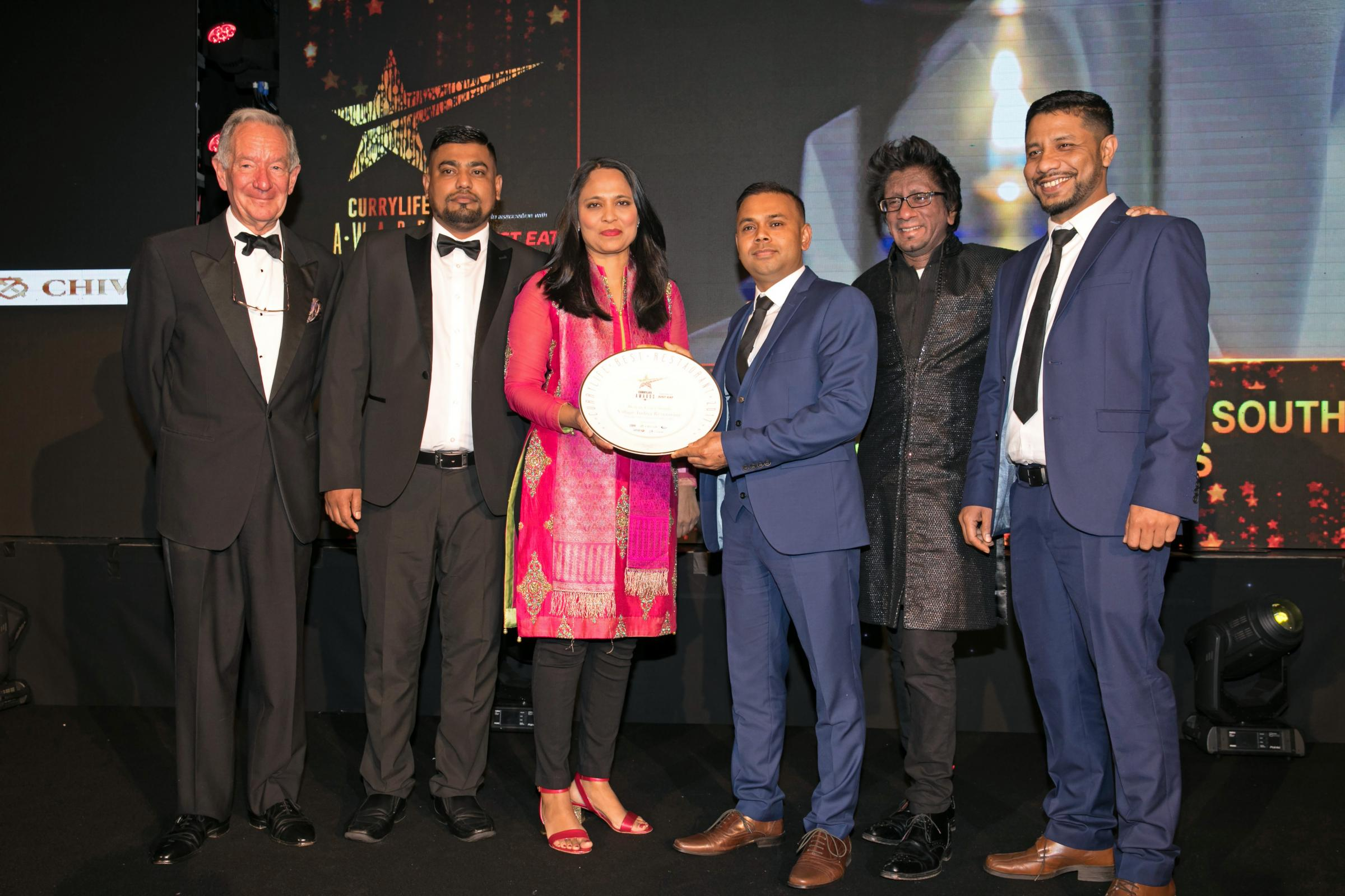 Grays restaurant wins national award