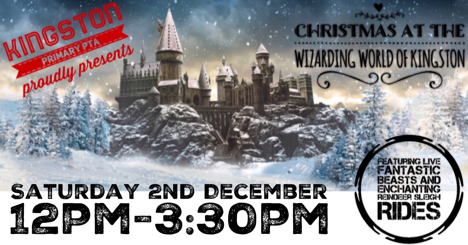 Christmas at the Wizarding World of Kingston