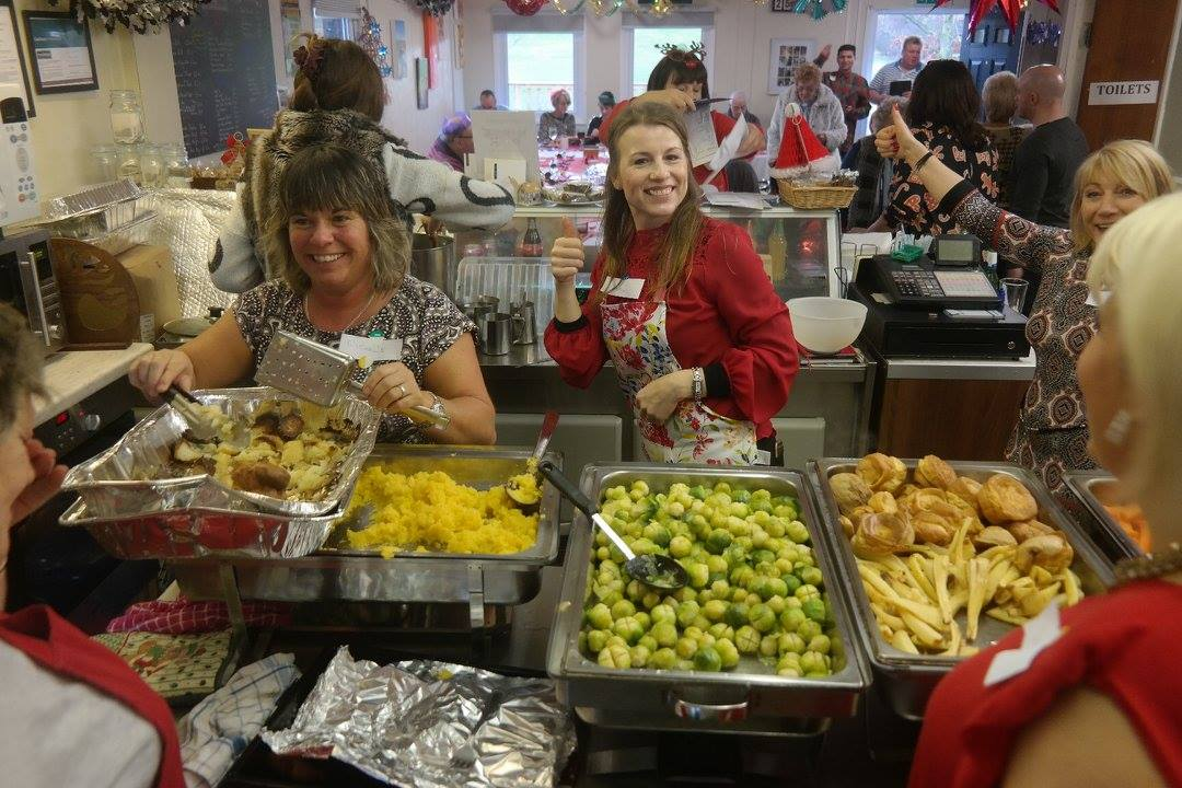 Friends of Hardie Park or organising another Christmas dinner