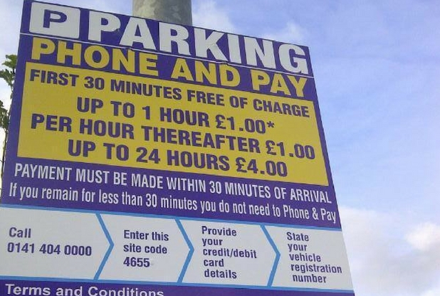 Controversially priced car park to have free parking over the Christmas period