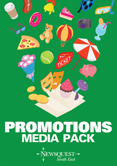 Thurrock Gazette: Promotions media pack fp 7th feb 2018