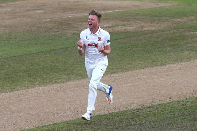 New deal - Sam Cook has signed a contract extension with Essex. Picture: Gavin Ellis/TGS Photo