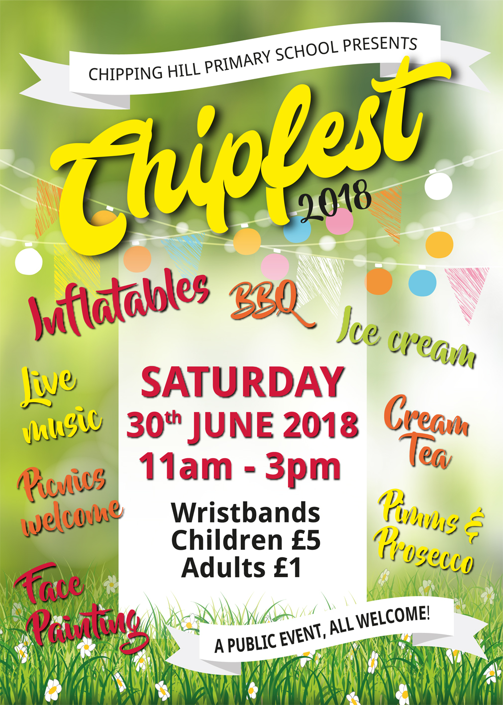Chipfest Family Fun Day