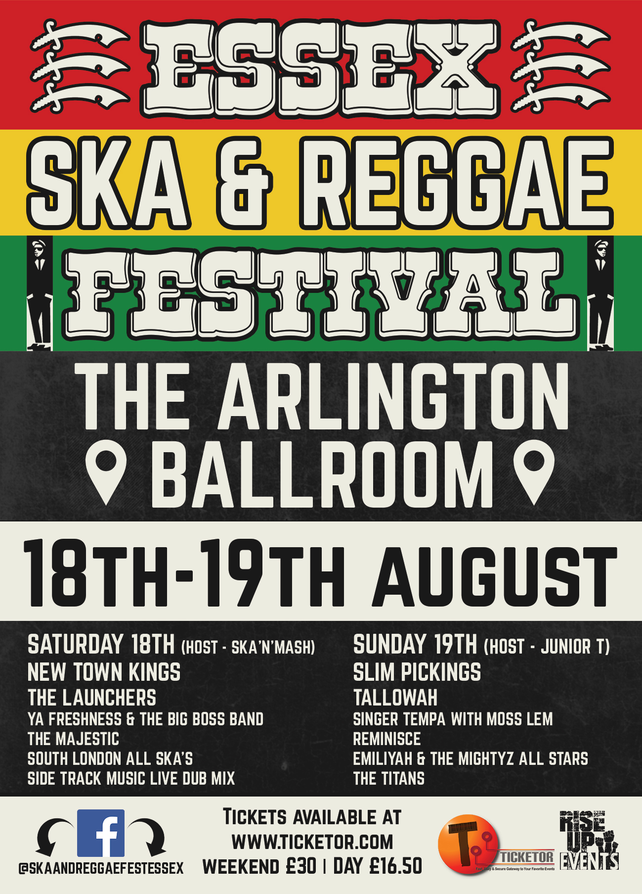 Essex Ska And Reggae Festival
