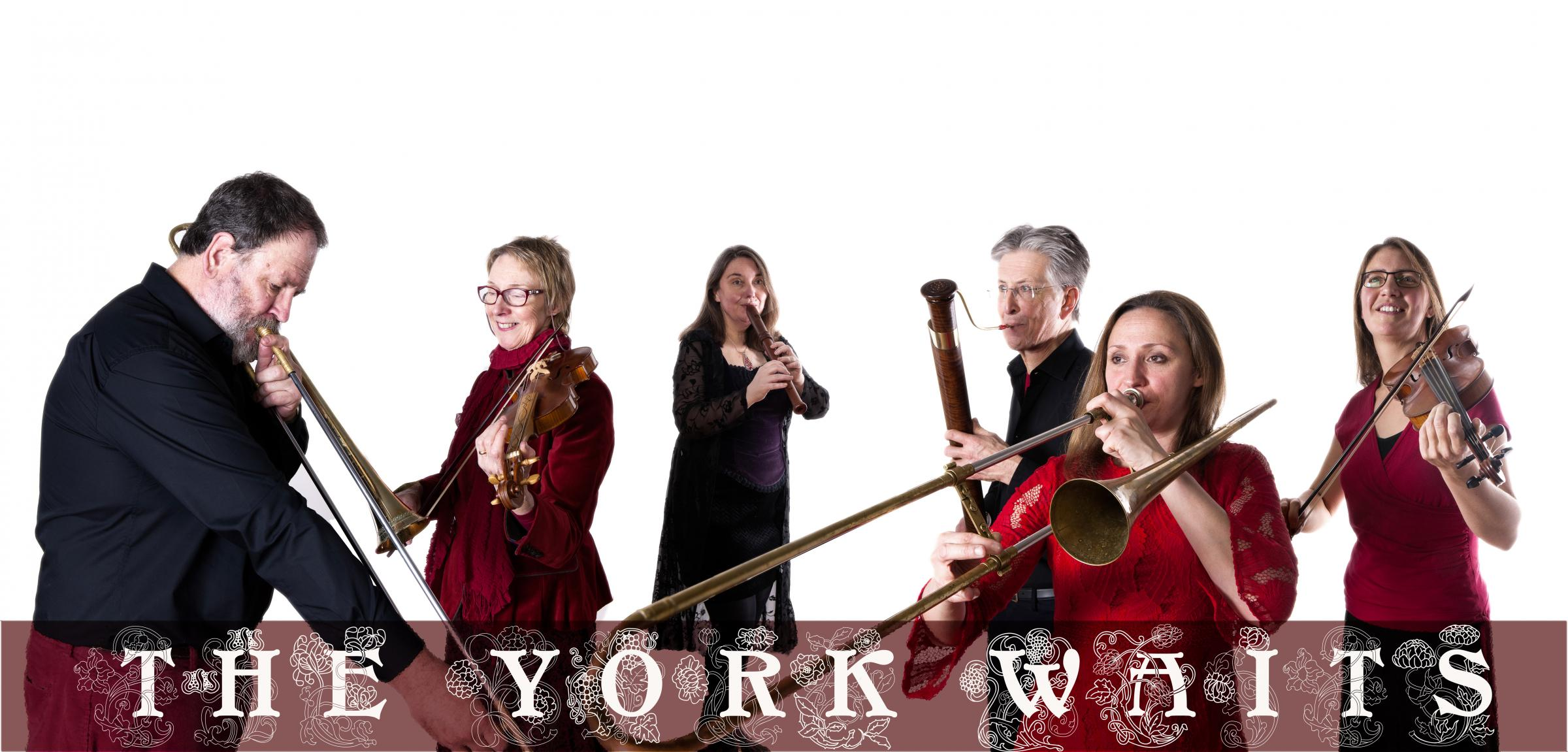 The York Waits: 'Make we Joye in this Fest'