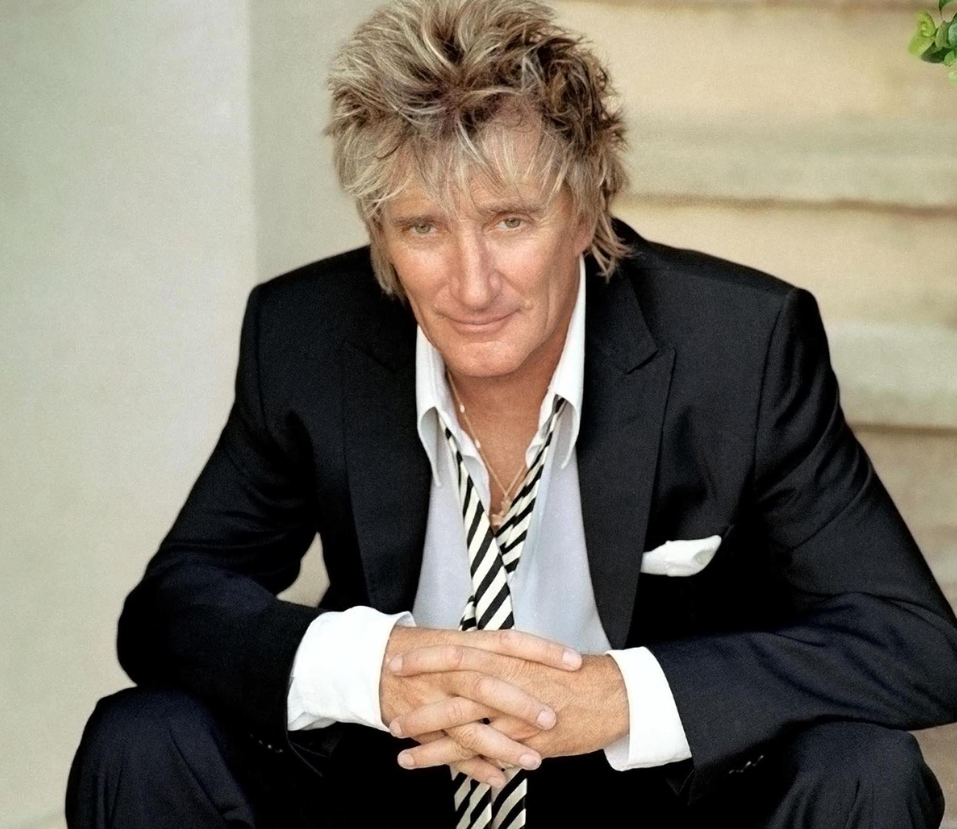 Rod Stewart Tribute Night on 12 December at 19:00