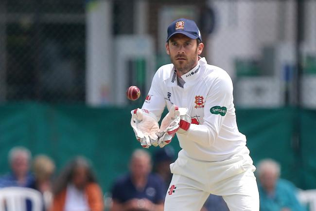 Farewell - James Foster is to leave Essex after the conclusion of his current contract Picture: GAVIN ELLIS/TGS PHOTO