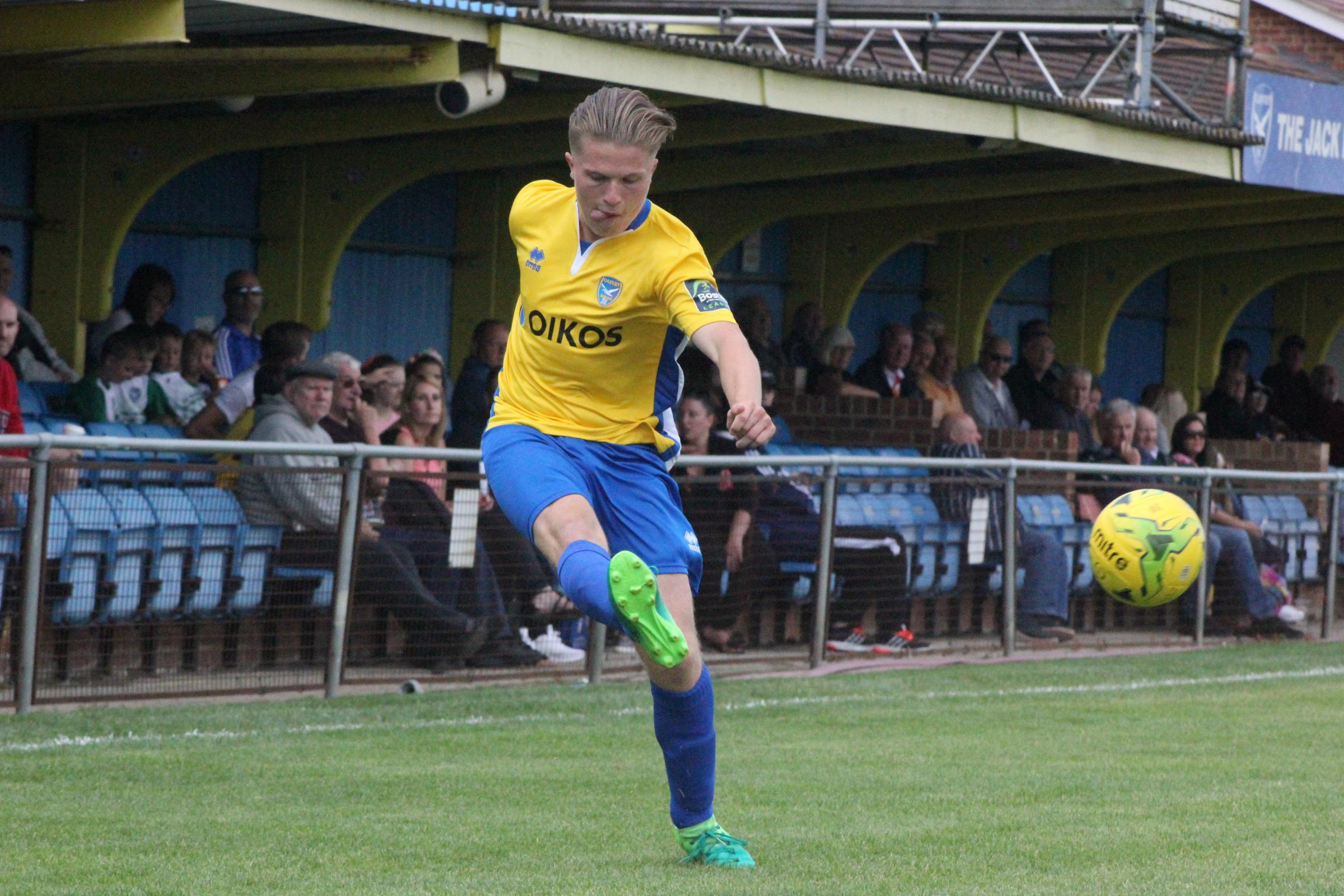 Departed - Jake Pitty has left Canvey