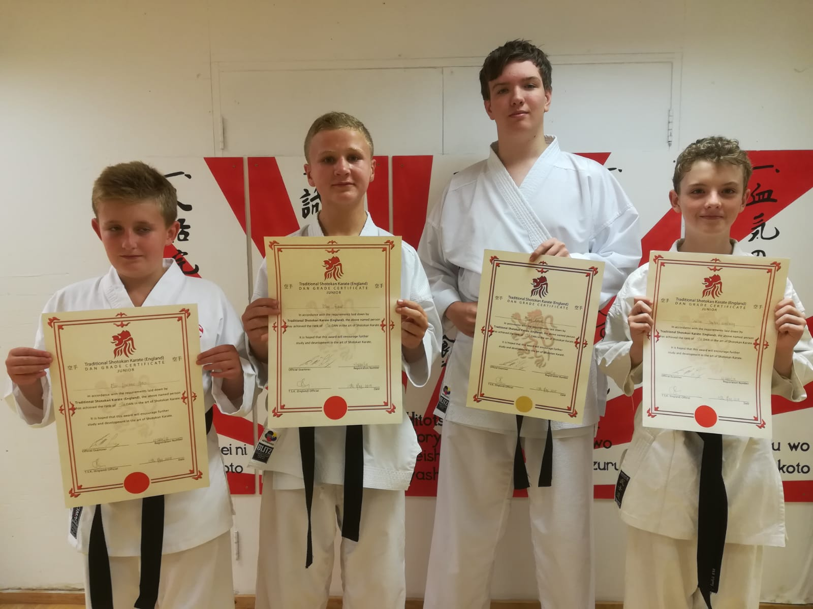 Beginner Karate Classes and Self Defence