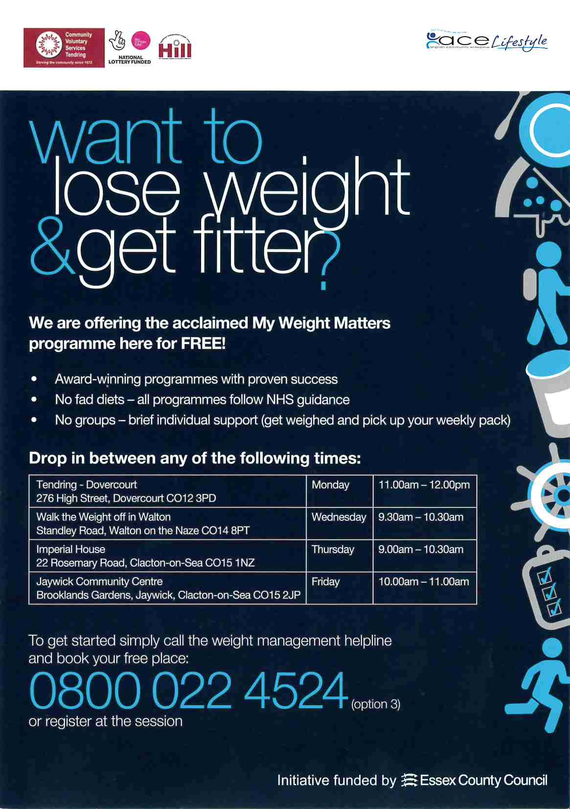 My Weight Matters - Clacton