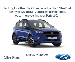 Thurrock Gazette: Thurrock WCIF - Allen Ford