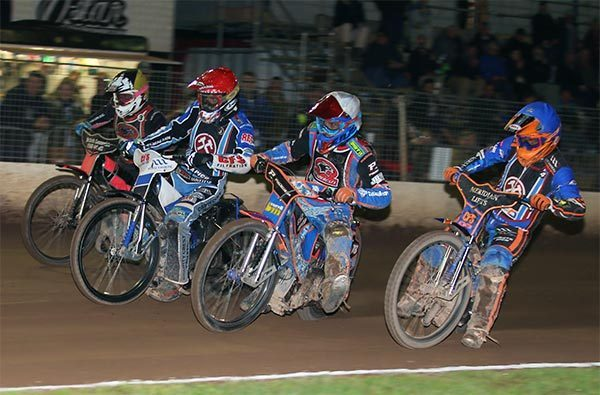 Repeat - Lakeside Hammers will race again tonight