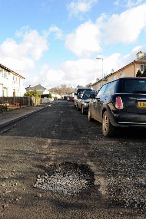 3,837 potholes filled across Thurrock this year, report reveals