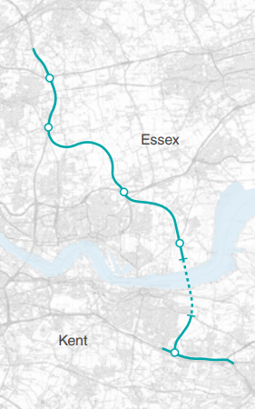 Update - Lower Thames Crossing latest plan