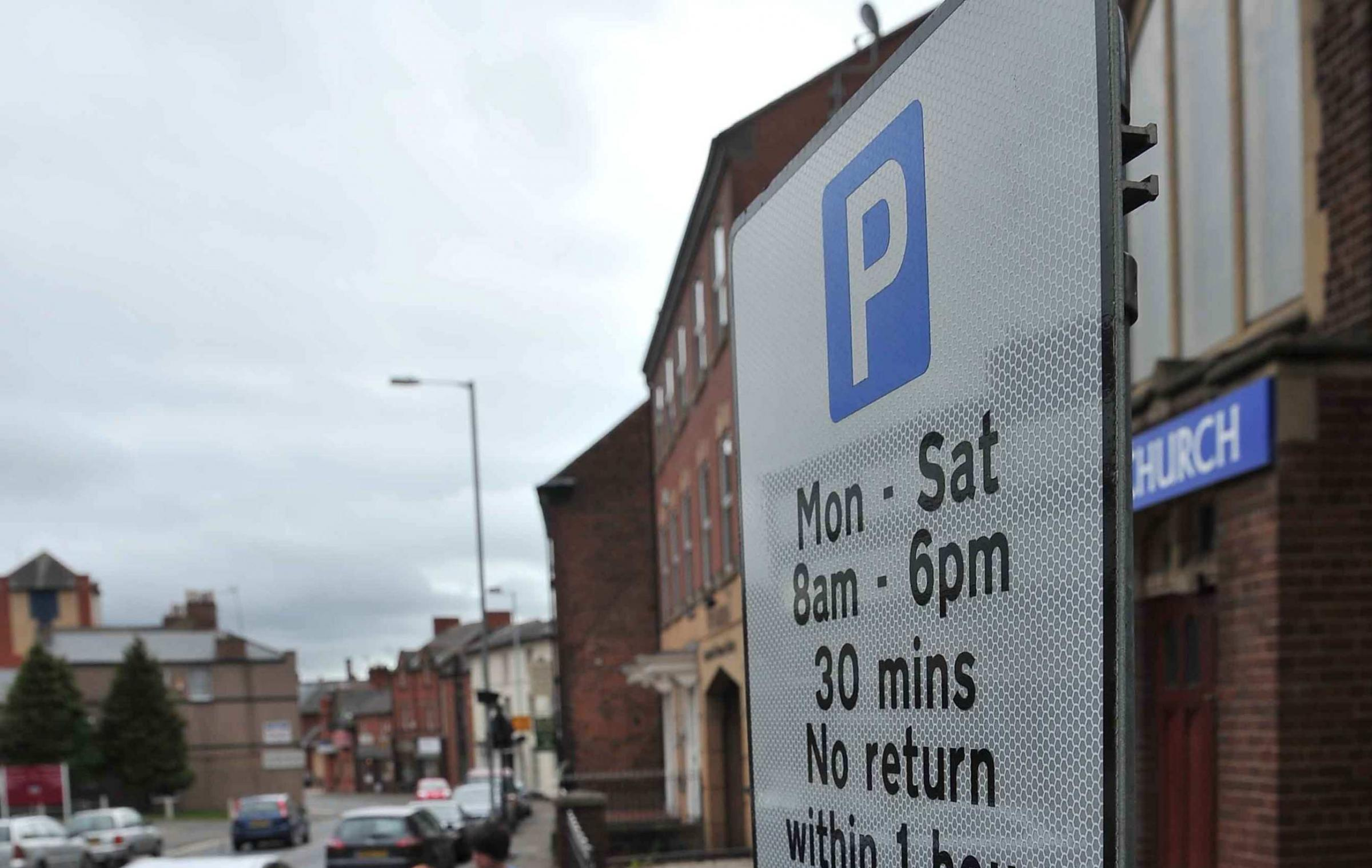 Parking fees are hurting our shops - reader letter