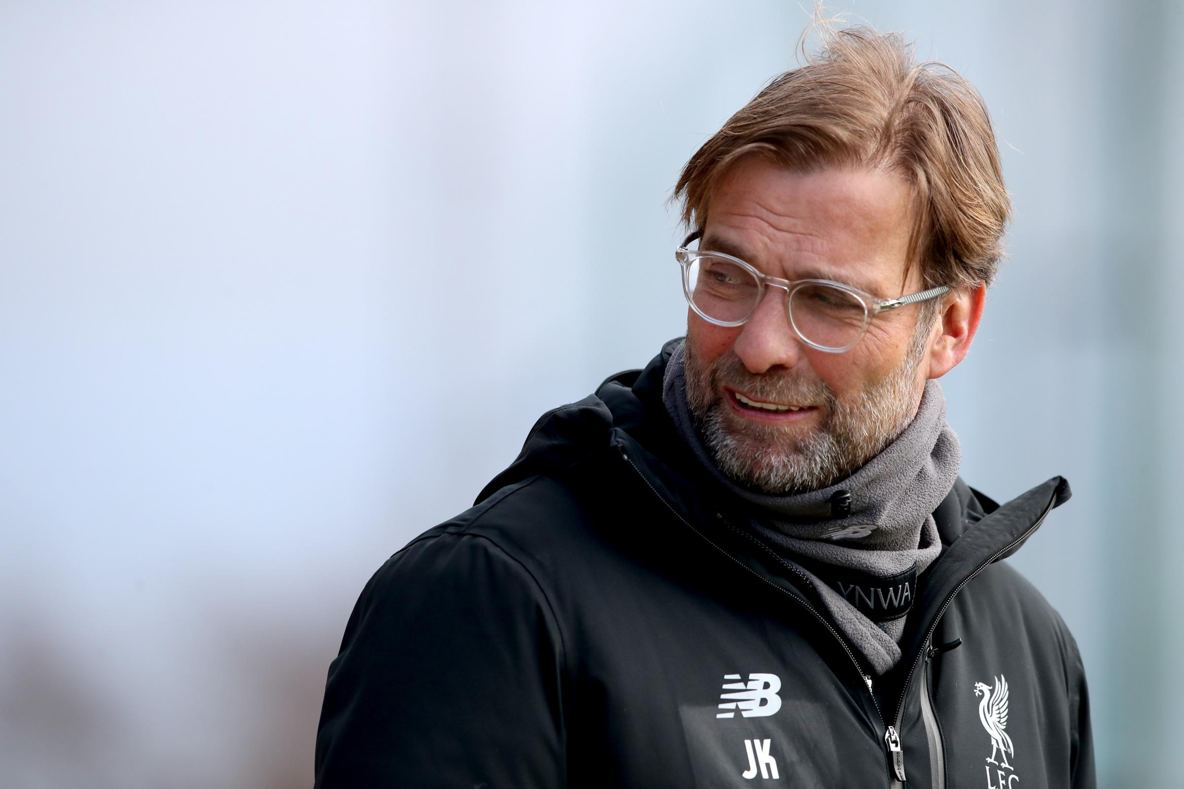 Jurgen Klopp says Liverpool were interested in signing Jadon Sancho