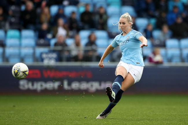 Manchester City Women v Leicester City Women – Continental Tyres Cup – Group One North – Academy Stadium