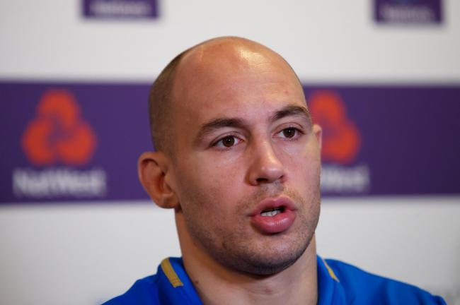 Sergio Parisse, pictured, will miss Italy's Six Nations clash with Ireland due to concussion