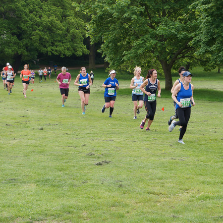Hylands Park Cross Country 10K - Saturday 11 May 2019