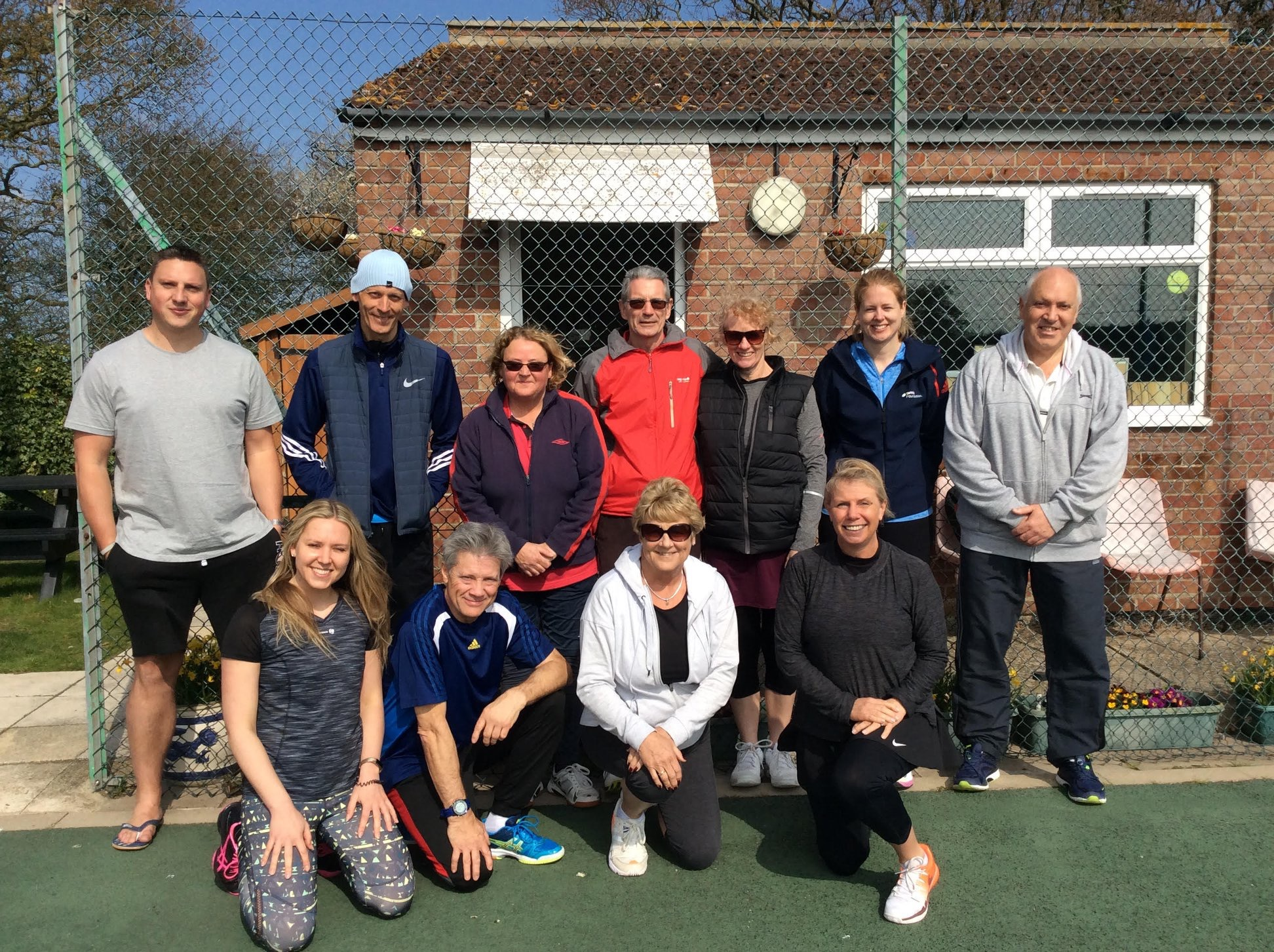 Kirby Tennis Club Open day