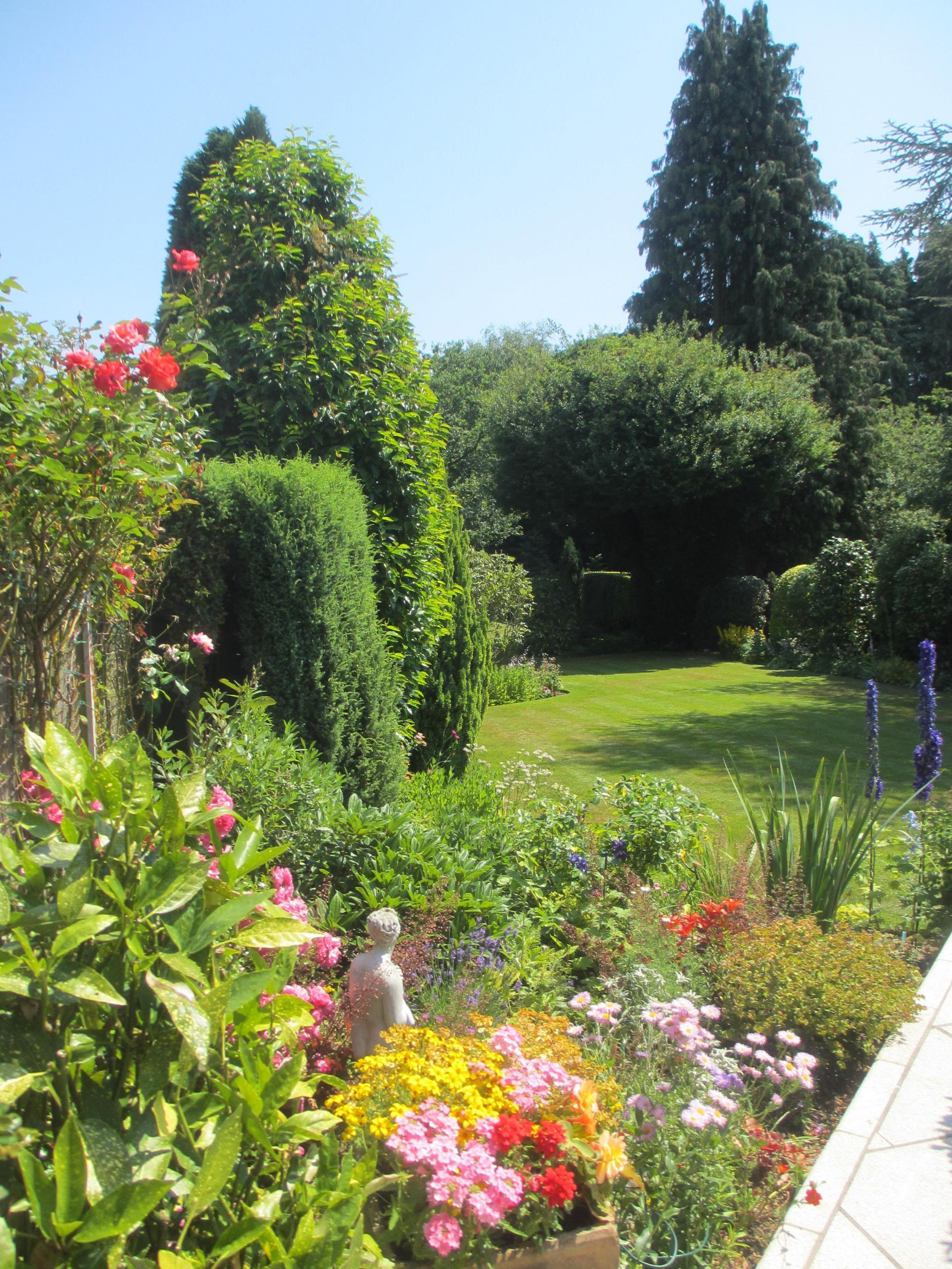 Writtle Gardens Open Day